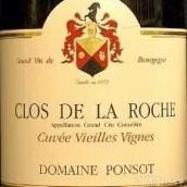 彭寿(洛奇特级园)老藤特酿红葡萄酒(Domaine Ponsot Clos de la Roche Grand Cru Cuvee Vieilles ...)