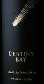 命运之湾麦格纳干红葡萄酒(Destiny Bay Magna Praemia,Waiheke Island,New Zealand)