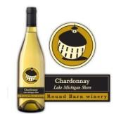 圆仓霞多丽干白葡萄酒(Round Barn Chardonnay,Lake Michigan Shore,USA)