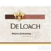 都楼仙粉黛桃红葡萄酒(DeLoach Vineyards White Zinfandel,California,USA)