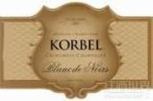 科贝尔珍藏白中黑起泡酒(Korbel Reserve Blanc de Noir, USA)