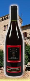 达路·安其罗梦桐溪桃红葡萄酒(Dario d'Angelo Montonese Rose,D'Abruzzo,Italy)