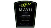 马玉珍藏佳美娜干红葡萄酒(Mayu Reserva Carmenere,Elqui Valley,Chile)