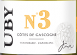 尤比鸽笼白-玉霓混酿白葡萄酒(Domaine Uby Colombard-Ugni Blanc, Cotes de Gascogne, France)
