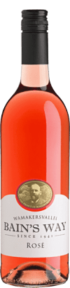 博维力班路桃红葡萄酒(Bovlei Cellar Bains Way Rose,Wellington,South Africa)