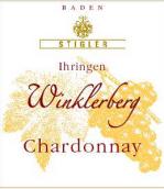 施蒂格勒依瑞恩温克乐堡霞多丽迟摘干白葡萄酒(Weingut Stigler Ihringen Winklerberg Chardonnay Spatlese trocken, Baden, Germany)