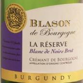 勃艮第布莱森勃艮第珍藏黑中白极干型起泡酒(Blason de Bourgogne Cremant de Bourgogne La Reserve Blanc de...)