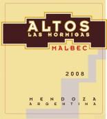 霍米伽马尔贝克干红葡萄酒(Altos Las Hormigas Malbec,Mendoza,Argentina)