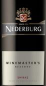 尼德堡酿大酒师珍藏西拉干红葡萄酒(Nederburg Winemaster's Reserve Shiraz, Western Cape, South Africa)