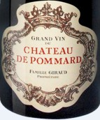 波玛酒庄干红葡萄酒(Chateau de Pommard,Burgundy,France)