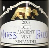 豪客酒庄莫斯罗克斯老藤仙粉黛红葡萄酒(Oak Ridge Winery Moss Roxx Ancient Vine Zinfandel, Lodi, USA)