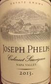 约瑟夫菲尔普斯赤霞珠红葡萄酒(Joseph Phelps Vineyards Cabernet Sauvignon, Napa Valley, USA)
