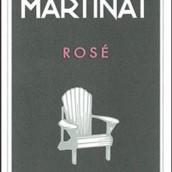 马尔蒂娜桃红葡萄酒(Chateau Martinat Rose,Cotes de Bourg,France)
