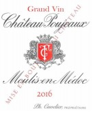 宝捷酒庄干红葡萄酒(Chateau Poujeaux, Moulis en Medoc, France)