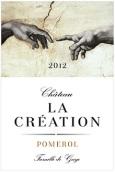 创世酒庄红葡萄酒(Chateau La Creation, Pomerol, France)