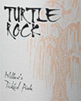 龟岩酒庄薇洛趣玩桃红葡萄酒(Turtle Rock Willow's Tickled Pink,Paso Robles,USA)