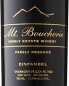 布谢里山珍藏仙粉黛干红葡萄酒(Mt. Boucherie Family Reserve Zinfandel, Simikameen Valley, Canada)