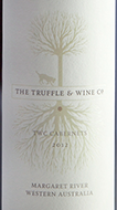 特鲁弗赤霞珠干红葡萄酒(The Truffle&Wine Co Cabernet,Margaret River,Austrralia)