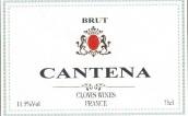 康蒂乐酒庄起泡酒(Cantena,Mousseux,French)