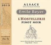 爱弥拜尔庄园旅馆特酿黑皮诺干红葡萄酒(Domaine Emile Beyer Pinot Noir Cuvee de L'Hostellerie,Alsace...)