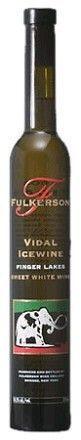 熊塘威代尔干白葡萄酒(Bear Pond Wine Vidal,New York,USA)