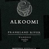 亚库米鞣桉赛美蓉干红葡萄酒(Alkoomi Wandoo Semillon,Frankland River,Western Australia)