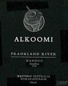 亚库米鞣桉赛美蓉干红葡萄酒(Alkoomi Wandoo Semillon, Frankland River, Western Australia)