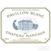 玛歌白亭干白葡萄酒(Pavillon Blanc du Chateau Margaux,Margaux,France)