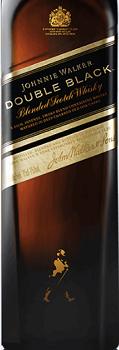 尊尼获加黑牌醇黑苏格兰调和威士忌(Johnnie Walker Double Black Label Blended Scotch Whisky,...)