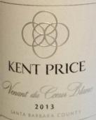 肯特·普莱斯韦南德科尔干白葡萄酒(Kent Price Wines Venant du Coeur Blanc,Santa Barbara,USA)