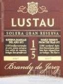 卢士涛索雷拉特级珍藏1977年赫雷斯白兰地(Lustau Solera Gran Reserva Anada 1977 Brandy de Jerez,...)