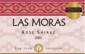 黑莓西拉桃红葡萄酒(Las Moras Shiraz Rose, San Juan, Argentina)
