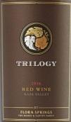 花溪酒庄三部曲干红葡萄酒(Flora Springs Trilogy, Napa Valley, USA)