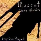 邦尼顿格拉希尔麝香甜白葡萄酒(Bonny Doon Vineyard Vin de Glaciere Muscat,California,USA)