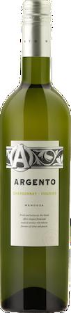银谷霞多丽维欧尼干白葡萄酒(Argento Chardonnay Viognier, Mendoza, Argentina)