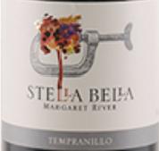 史黛拉·贝拉丹魄红葡萄酒(Stella Bella Tempranillo,Margaret River,Western Australia)