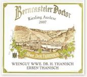 塔尼史班卡斯特勒雷司令精选白葡萄酒(Weingut Wwe. Dr. H. Thanisch Erben Bernkasteler Doctor Riesling Auslese, Mosel, Germany)