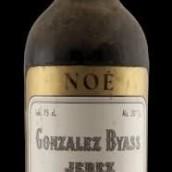 冈萨雷斯拜厄斯尼欧佩德罗-希梅内斯雪莉酒(Gonzalez Byass Noe Pedro Ximenez Sherry,Jerez,Spain)