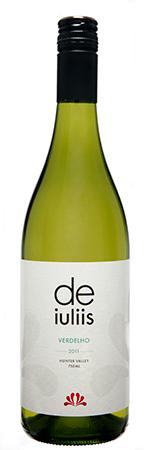 德伊利斯庄园系列华帝露干白葡萄酒(De Iuliis Estate Range Verdelho,Hunter Valley,Australia)