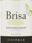 海景布里萨系列长相思白葡萄酒(Vistamar Brisa Sauvignon Blanc, Central Valley, Chile)