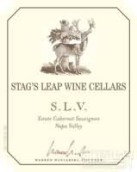 鹿跃酒窖S.L.V赤霞珠干红葡萄酒(Stag's Leap Wine Cellars Warren Winiarski Estate S.L.V Cabernet Sauvignon, Napa Valley, USA)