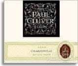 保罗·克拉维霞多丽干白葡萄酒(Paul Cluver Chardonnay,Elgin,South Africa)