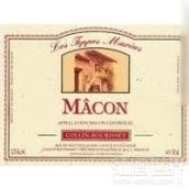 科林柏丽塞酒庄特普马吕斯(马贡)干红葡萄酒(Collin-Bourisset Les Teppes Marius,Macon,France)