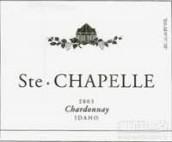 圣教堂城堡系列霞多丽干白葡萄酒(Ste.Chapelle Chateau Series Chardonnay,Snake River Valley,...)