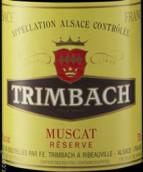 婷芭克世家麝香干白葡萄酒(F.E.Trimbach Muscat,Alsace,France)