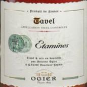 奥杰埃塔曼桃红葡萄酒(Ogier Etamines,Tavel,France)