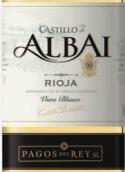索莱斯巴高阿雷卡斯蒂阿尔巴干白葡萄酒(Felix Solis Pagos del Rey Castillo de Albai Viura,Rioja DOCa...)