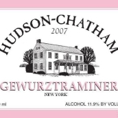 哈德查塔琼瑶浆干红葡萄酒(Hudson-Chatham Winery Gewurztraminer,New York,USA)