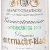 米特·克拉克酒庄石斛布格单一园琼瑶浆干白葡萄酒(Domaine Mittnacht-Klack Gewurztraminer Schoenenbourg,Alsace ...)