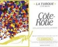 吉佳乐世家杜克红葡萄酒(E.Guigal La Turque,Cote Rotie,France)